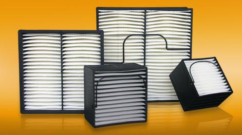 Separ filterinsats