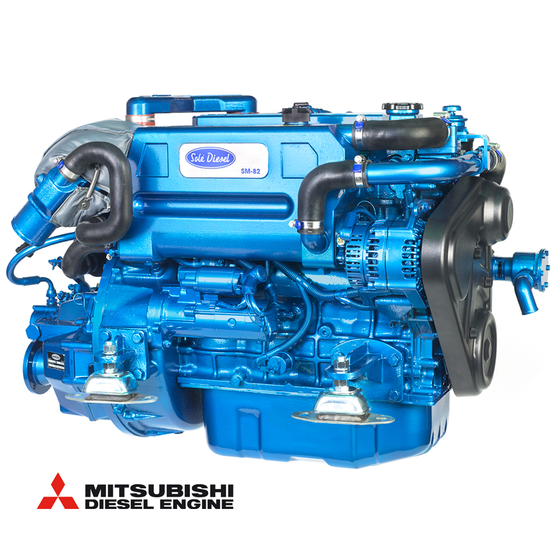 Solé SM 82    (82 hk-2500 rpm)