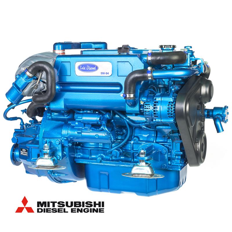 Solé SM 94 (94 hk-2500 rpm)