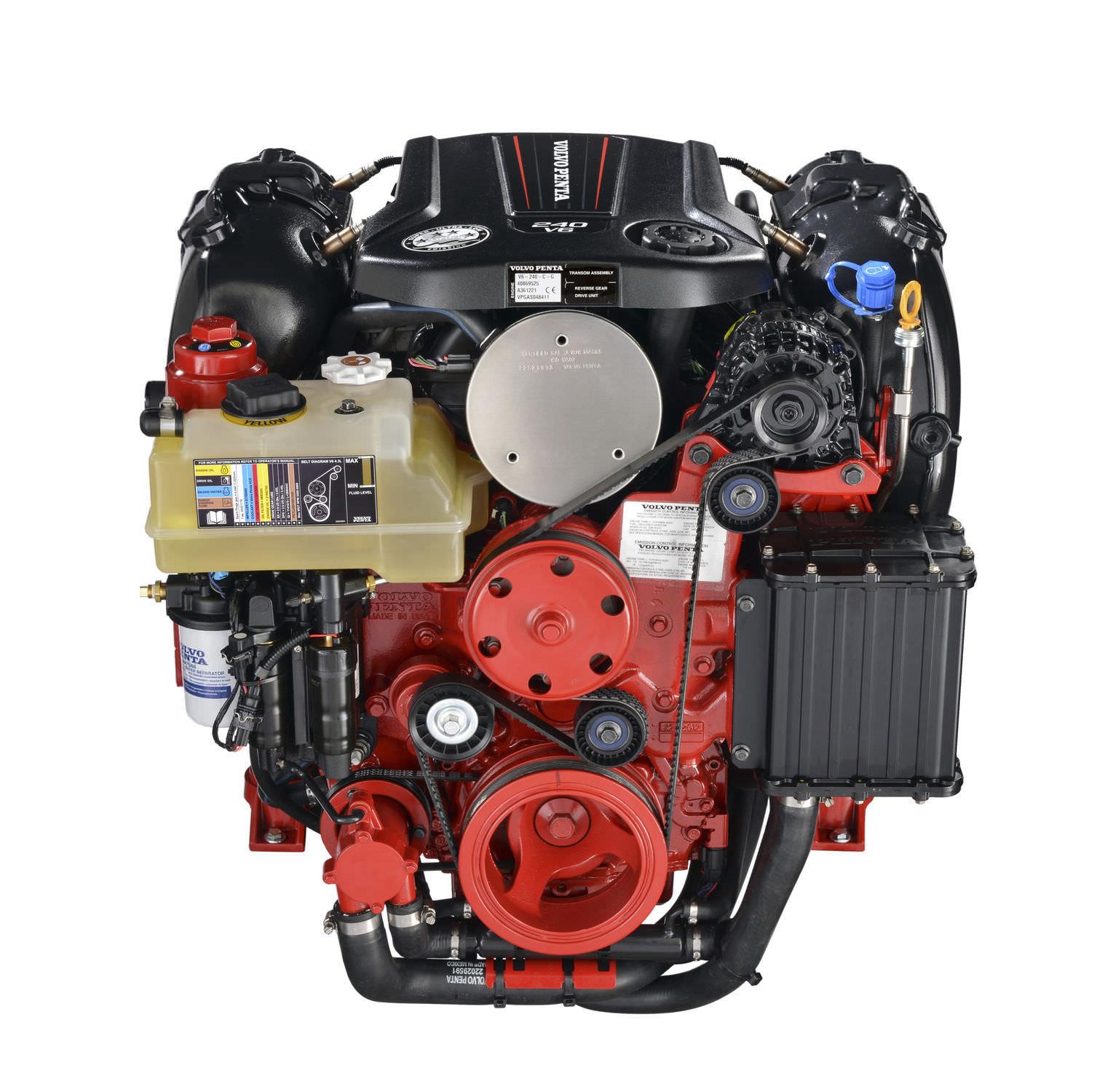 Volvo Penta Bensinmotorer