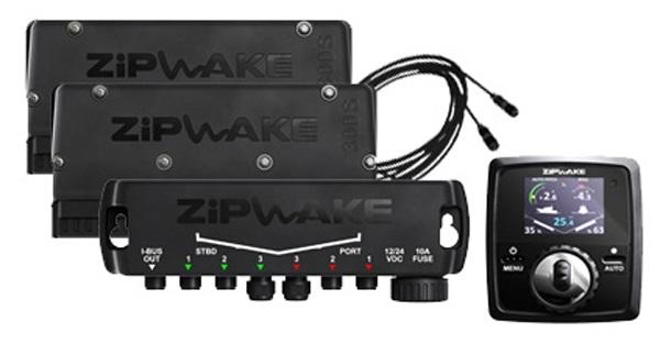 Zipwake interceptorer